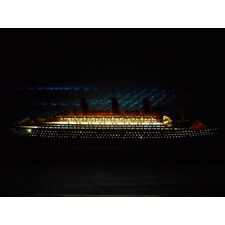 """50"""" RMS Britannic Limited Cruise Ship"""
