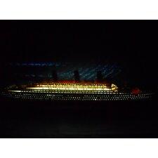 "50"" RMS Lusitania Limited Ship"