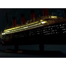 "40"" RMS Britannic Limited Cruise Ship"