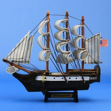 <strong>Handcrafted Model Ships</strong> USS Constitution Model Ship