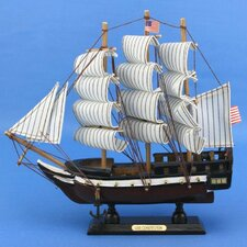 <strong>Handcrafted Model Ships</strong> Constitution Model Ship