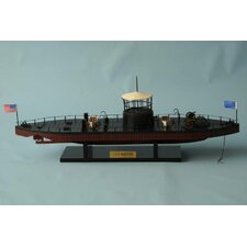 Monitor Limited Model Ship
