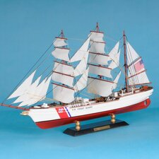 "<strong>Handcrafted Model Ships</strong> 15"" USCG Eagle Limited Model Ship"