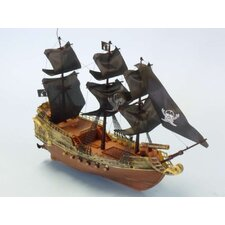 <strong>Handcrafted Model Ships</strong> Ready to Run Caribbean Pirate Ship