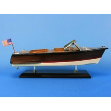 Chris Craft Runabout Model Boat