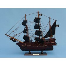 <strong>Handcrafted Model Ships</strong> Edward England's Pearl Pirate Model Ship