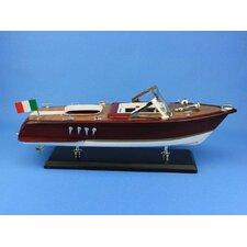 "14"" Riva Aquarama Model Boat"