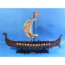 Viking Drakkar LongModel Ship