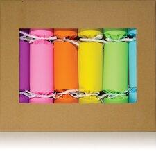 Eco Rainbow Party Crackers
