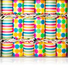 Super Deluxe Neon Play Party Crackers