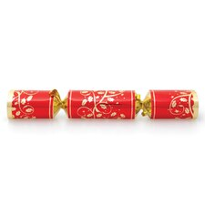 Cubes Festive Holly Party Crackers
