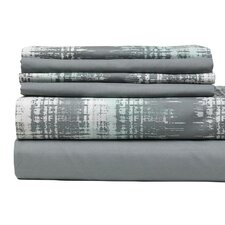 Texture Printed City Sheet Set