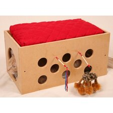 <strong>Pioneer Pet</strong> Bootsie's Bunk Bed and Playroom Cat Condo