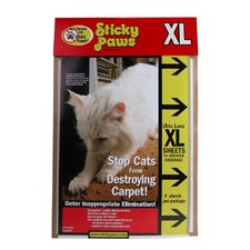 <strong>Sticky Paws</strong> Extra Large Sheet Cat Deterrent