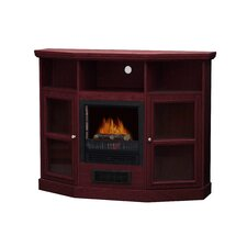 """Hawthorne 48"""" TV Stand with Electric Fireplace"""