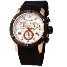 <strong>Marcel Drucker</strong> Men's Chronograph Watch