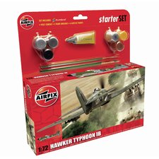 1:72 Hawker Typhoon IB Plane Model Kit