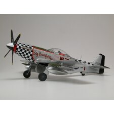 1:24 North American P-51D Mustang Model Kit