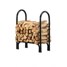 Shelter Log Rack