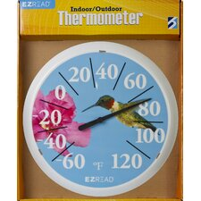 Hummingbird Dial Thermometer