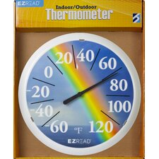 <strong>EZRead</strong> Rainbow Dial Thermometer