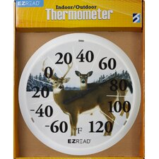 <strong>EZRead</strong> Deer Dial Thermometer