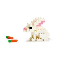 <strong>nanoblock</strong> Mini Rabbit Building Blocks