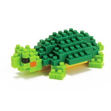 <strong>nanoblock</strong> Mini Red Eared Slider Building Blocks