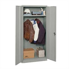E-Z Bilt Storage - Wardrobe Cabinets with Recessed Handle
