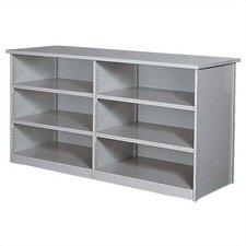 Clipper Specialty Shelving - Counter Shelving Basic Unit