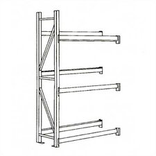 Tire Rack Units - Basic Units, Single Entry