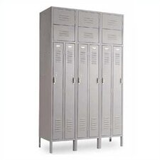 Vanguard Two Person 3 Wide Locker (Assembled)