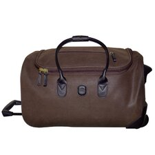 "MyLIFE 21"" 2 Wheeled Carry-On Duffel"