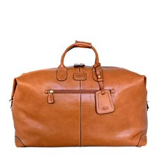 "<strong>Bric's</strong> Life Pelle 22"" Carry-On Duffel"