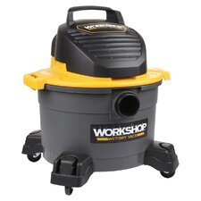 6 Gallon 2.5 Peak HP General Purpose Wet/Dry Vac