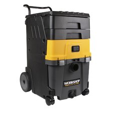 11 Gal. 6.5 Peak HP Mobile Wet/Dry Vac Station