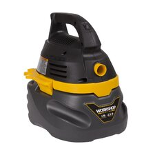 2.5 Gal. 1.75 Peak  HP Portable Wet and Dry Vac