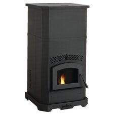 2,500 Square Foot Pellet Stove