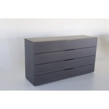 <strong>Pianca USA</strong> Spazio 4 Drawer Dresser