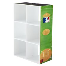 "<strong>My Owners Box</strong> MLB CubeIts 36"" Bookcase"