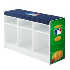 <strong>My Owners Box</strong> MLB CubeIts 3 Cube Storage Bench
