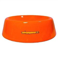 <strong>George SF</strong> Stick Logo Slope Side Pet Bowl