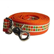 <strong>George SF</strong> Doggy Dots Cotton Dog Leash