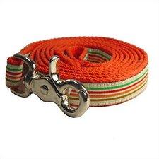 Super Stripe Cotton Dog Leash