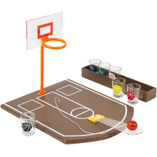 Bar Toy Shot Basketball and Drinking Game