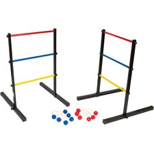 6 Piece Metal Ladder Toss Set