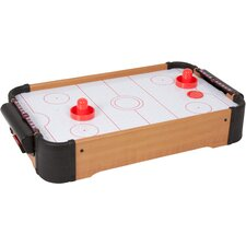 Mini Table Top Air Hockey Game
