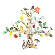 170 Piece Totem Tree Figurine