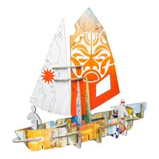 <strong>Studio ROOF</strong> 32 Piece Totem Sail Model
