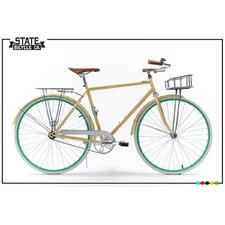 Shoreline Deluxe Dutch Style City Road Bike